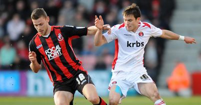 Simon Francis (l): Fit for Bournemouth