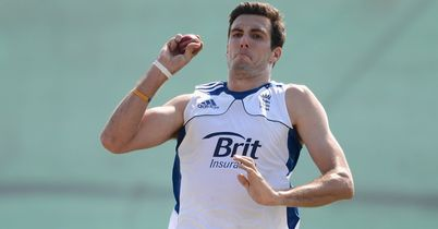 Steven Finn: Still struggling with thigh injury