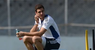 Steven Finn: Could play next week