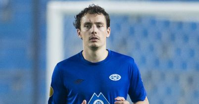 Vegard Forren: Subject of a bid from Southampton