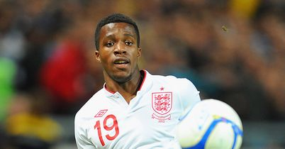 Wilfried Zaha: Crystal Palace youngster made his England debut against Sweden
