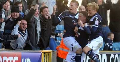 Chris Wood: Celebrate late headed winner