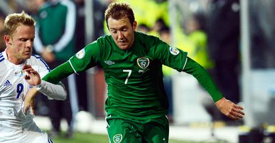 Aidan McGeady: Ruled out with a foot injury