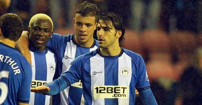 Jordi Gomez: Wigan are a better team with him in starting XI
