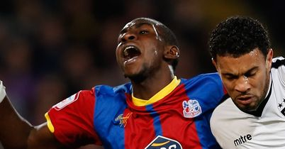 Yannick Bolasie: Staying put with Crystal Palace