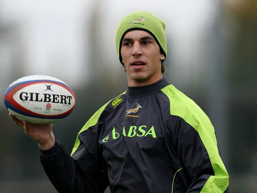 Eben Etzebeth: Injury blow