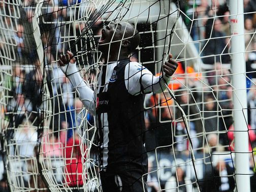 Papiss Cisse can score first for Newcastle