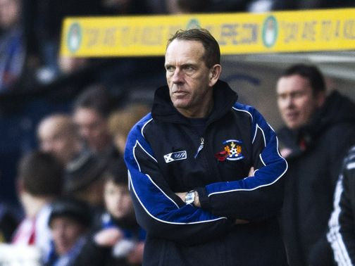 Kenny Shiels: 'Good game of football'
