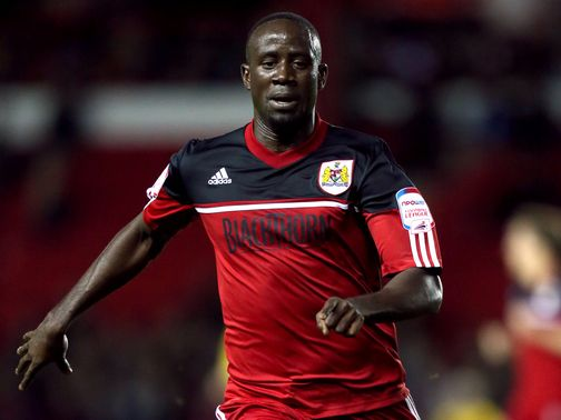 Albert Adomah found the net from range