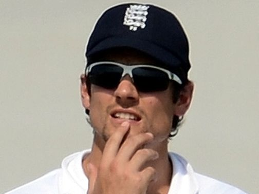 Alastair Cook: Relishing the tough challenges ahead