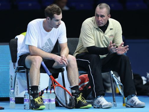 Murray has been warned by Lendl