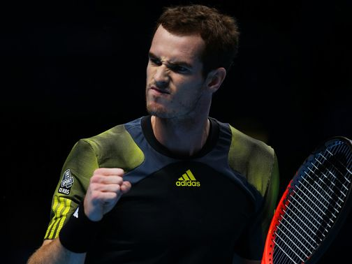 Andy Murray: Tipped for further glory in 2013