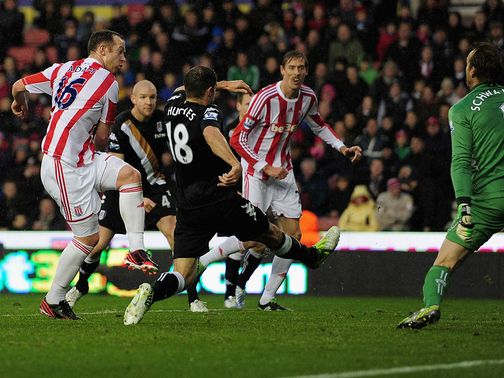Stoke can edge to yet another home win