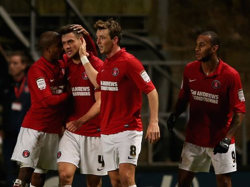 Johnnie Jackson netted twice in Charlton win
