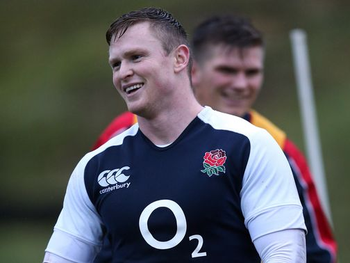 Chris Ashton: Starts against Australia