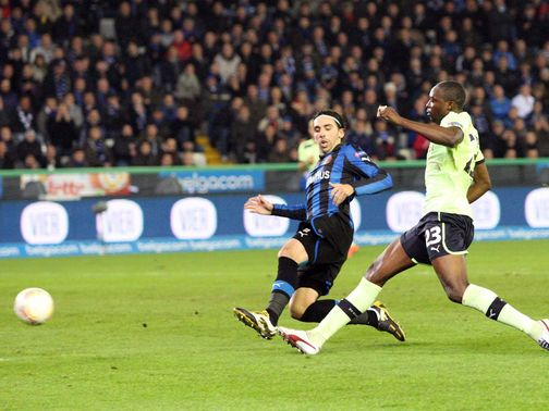 Shola Ameobi scored Newcastle&#39;s equaliser