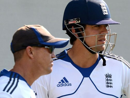 Alistair Cook: Took positives from win in final game