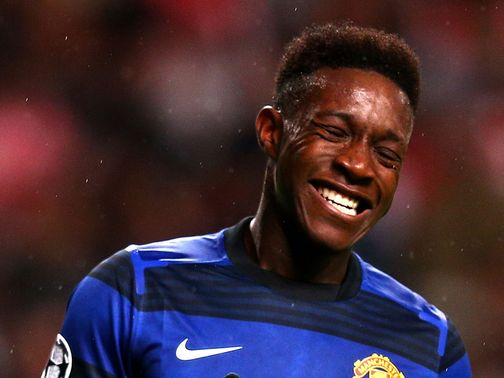 Danny Welbeck: Has been linked with a loan exit from Old Trafford