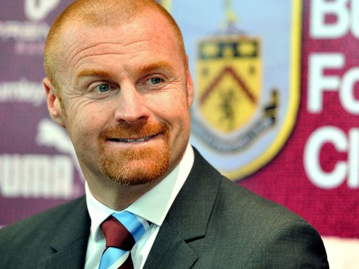 Sean Dyche: Delighted with clean sheet
