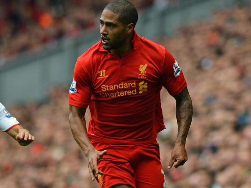 Glen Johnson: Content with performance