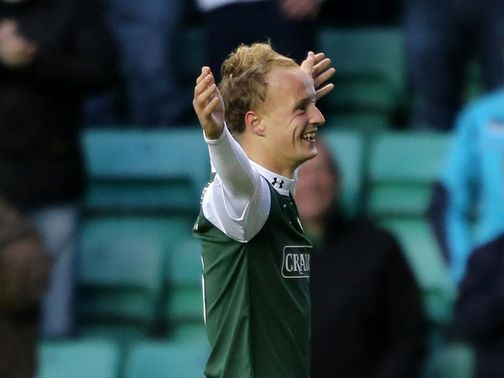 Leigh Griffiths: Scored two goals