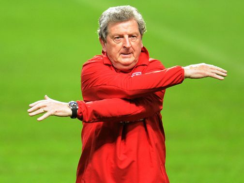 Roy Hodgson: Looking to the future