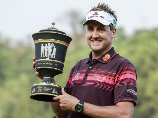Ian Poulter: A 20/1 winner for our Ben Coley