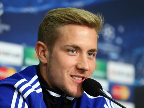 Lewis Holtby: Focused on Tuesday's clash