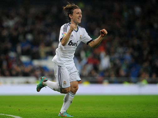 Luka Modric: Feels he has something to offer at Madrid