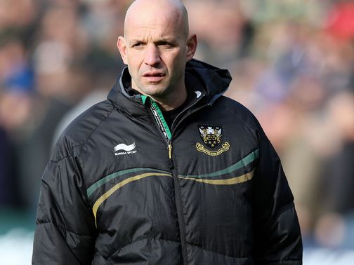 Jim Mallinder: Impressed by his pack