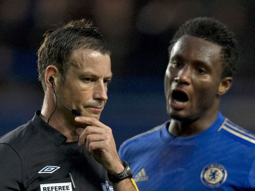 Clattenburg: Looking to put the last few weeks behind him