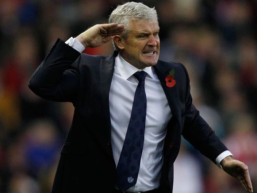 Hughes has been relieved of his position as QPR manager