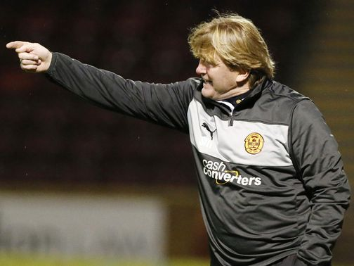 Stuart McCall: Cancelled two training sessions