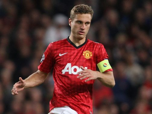 Nemanja Vidic: Ready to return for Manchester United
