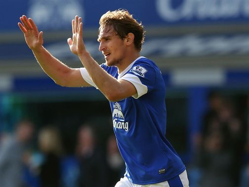 Nikica Jelavic: Form will return, according to Moyes