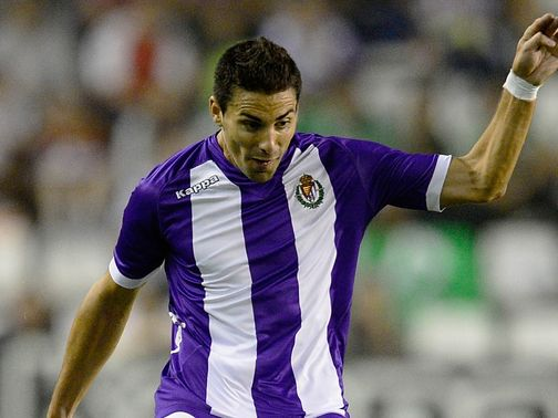 Oscar Gonzalez: On target for Valladolid