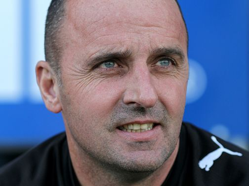 Paul Cook: Back his Chesterfield
