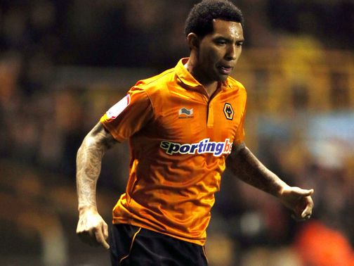 Jermaine Pennant: Endured a frustrating time at Wolves