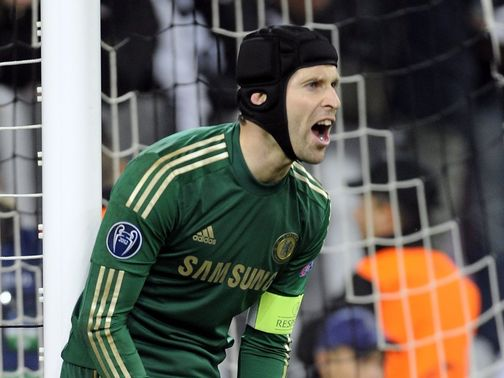 Petr Cech: Faces a frustrating spell on the sidelines