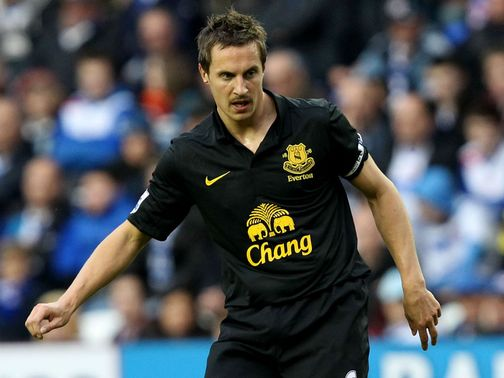 Phil Jagielka: Targeting a European spot with Everton