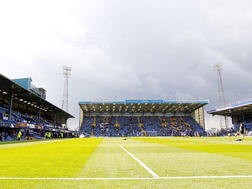 Fratton Park: At the centre of an ownership battle