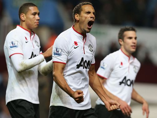 Rio Ferdinand: It always comes back to winning