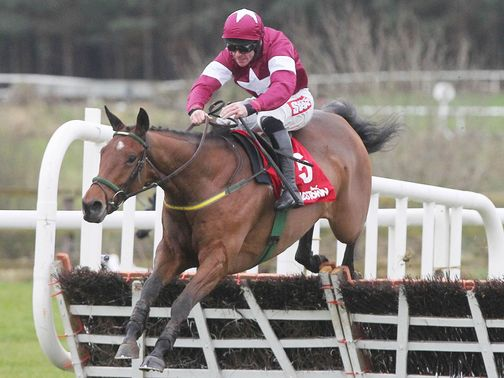 Road To Riches: Impressive hurdling debut on Sunday