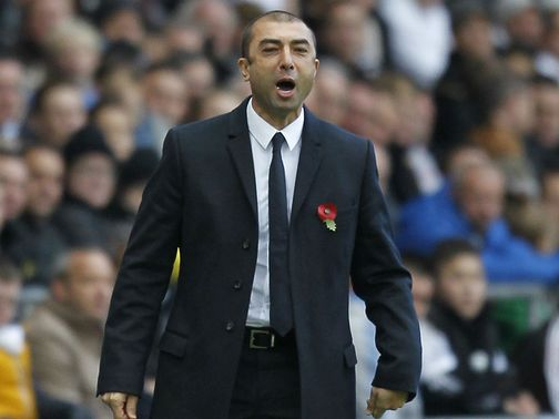Di Matteo: Thought he was being sacked