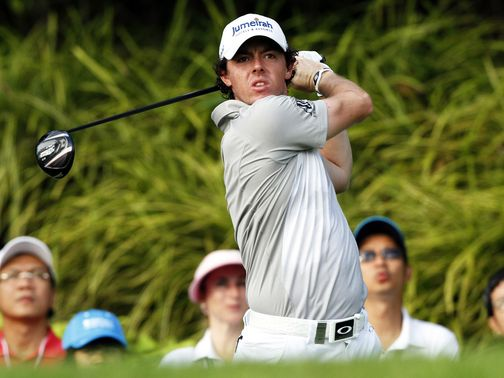 Rory McIlroy can beat a sub-standard field