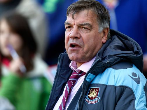 Sam Allardyce: Looks set to stay at West Ham