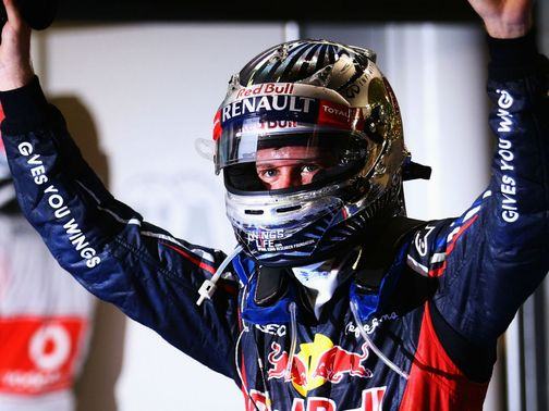 Sebastian Vettel can land another pole position