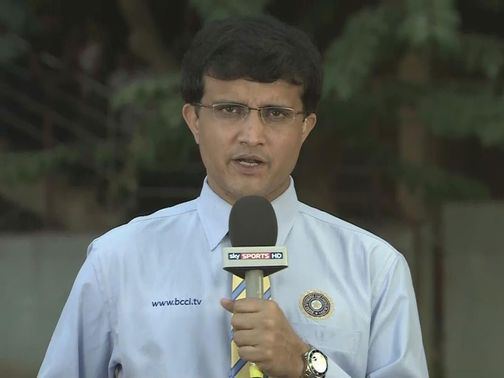 Sourav Ganguly: Paid tribute to Tendulkar