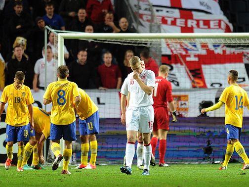 Ryan Shawcross: England debut in Sweden