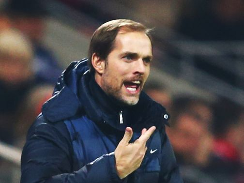 Thomas Tuchel: No contact with Schalke